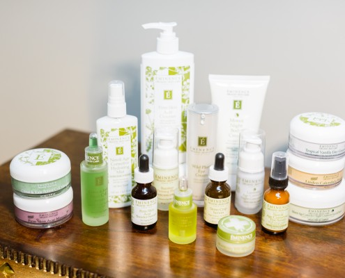 Eminence Organic products